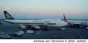 Terminal 4 JFK Airport