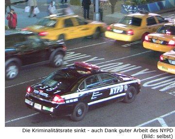 Kriminalität New York Manhattan Aktuell