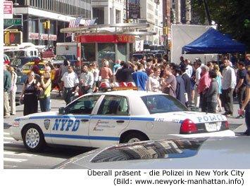 Verhalten Sicherheit Tipps Touristen NYC