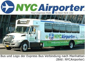 NYC Airporter Express Bus