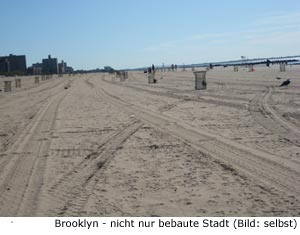 Umgebung New-York Ausflug Strand