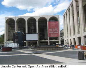 Lincoln Center New-York Manhattan Theater