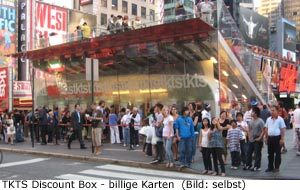 Musical Karten Billig Discount Box Tipp Broadway