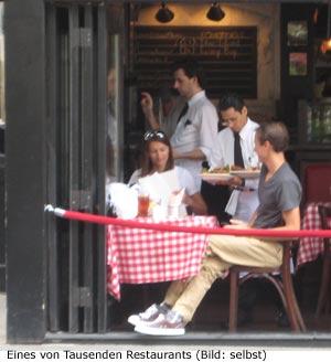 Gutes Restaurant New-York ManhattanRestaurants in New-York bzw. Manhattan