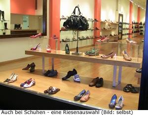 Schuhe Einkaufen Shopping Manhattan New-York Tipps Läden