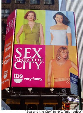 NYC-Sex and the City Sightseeing