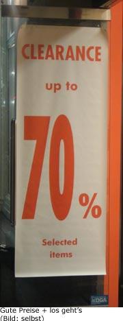 einkaufen Shopping Manhattan New-York Tipps Läden