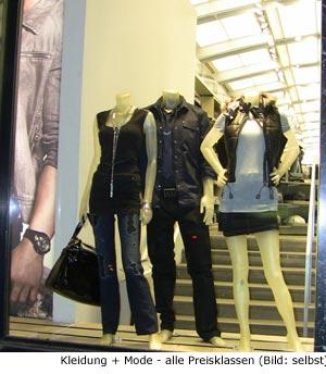Kleidung Mode Einkaufen Shopping Manhattan New-York Tipps Läden