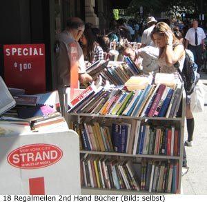 Bücher einkaufen New-York Strand Books