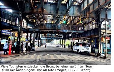 Bronx Information Reiseführer
