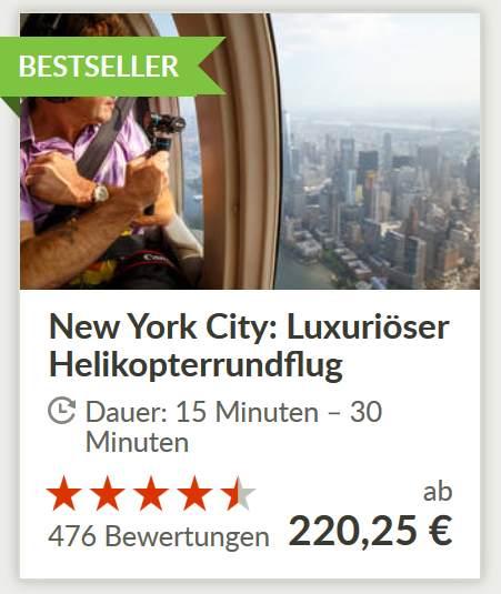 beliebte touren Reiseführer