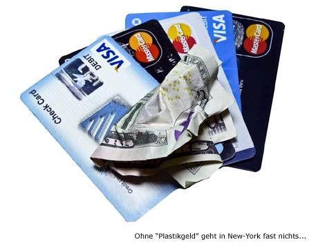 kreditkarte New-York