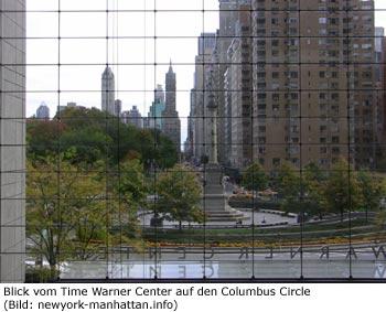 Sightseeing Sehenswürdigkeiten Upper West Side Columbus Circle