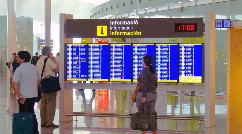 Flug New-York gestrichen verspätet Entschädigung
