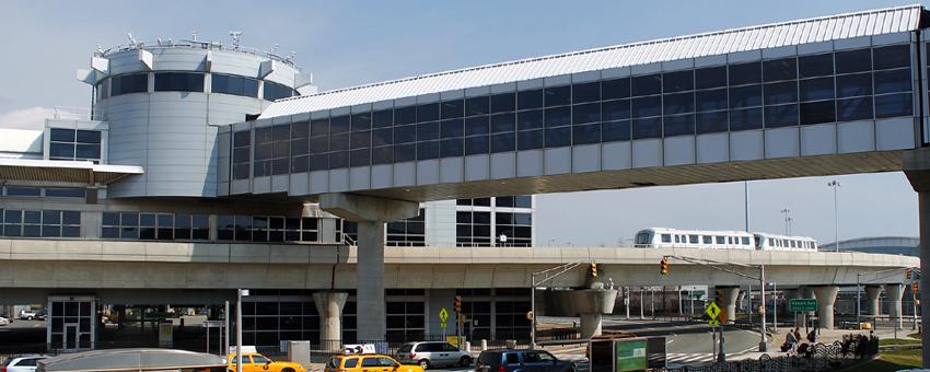 Terminal Kennedy Flughafen New-York