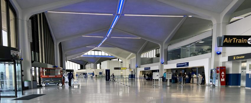 Newark Flughafen New-York