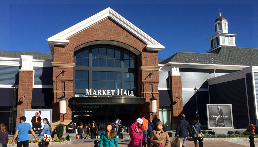 Outlet shopping New-York